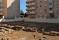 Jaciment arqueològic a l'avinguda de Joan Fuster, Dénia.JPG