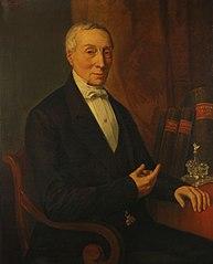Portrait of Pieter Anthony van Waesberge