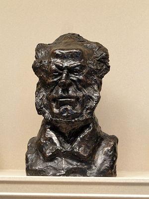 Jacques-Antoine-Adrien Delort - Bust of Jacques-Antoine-Adrien Delort by Honoré Daumier