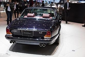 Nicko McBrain - Jaguar XJ6 Greatest Hits customized for Nicko McBrain