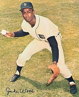 Jake Wood (baseball) American baseball player