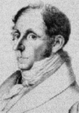Jakob Friedrich Fries - Image: Jakob Friedrich Fries