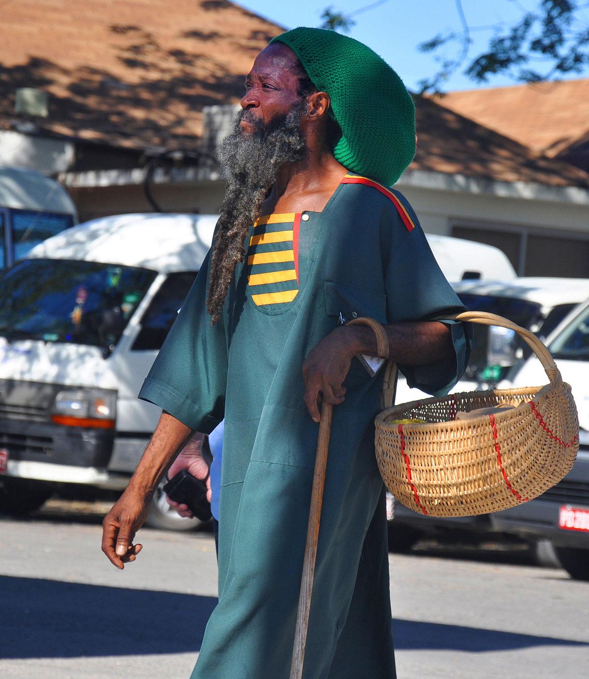 Rastafarian 2