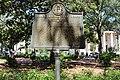 James Edward Oglethorpe historical marker, Savannah.jpg