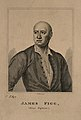 James Figg, a pugilist. Line engraving by R. Graves, after J Wellcome V0007088.jpg