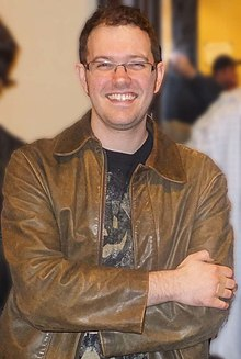 James Rolfe, AVGN, Chiller Theatre Expo 2013 (cropped).jpg