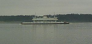 Jamestown Ferry - Image: Jamestown Ferry