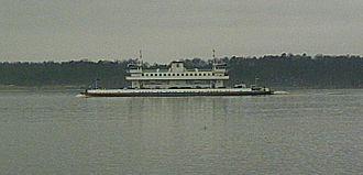 Jamestown Ferry - Image: Jamestown Ferry