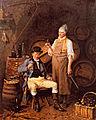 Jan David Col (1822-1900), Les goûteurs de vin.jpg