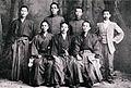 Japan Lutheran College students 1912.jpg