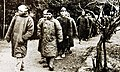 Japanese prisoners captured by Chinese troops at Changsha, China, 1942 (23914444524).jpg