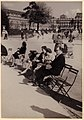 Jardin des Tuileries, Parijs 1959 foto 5.jpg