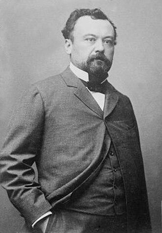 Jean Dupuy (politician) - Jean Dupuy in 1914.