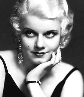 Jean Harlow American actress