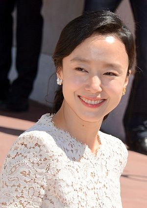 Asian Film Award for Best Actress - Image: Jeon Do yeon Cannes 2014