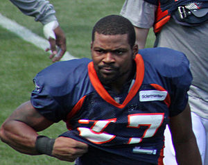 Jeremiah Johnson (gridiron football) - Johnson with the Broncos in 2011