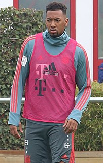 Jérôme Boateng German association football player