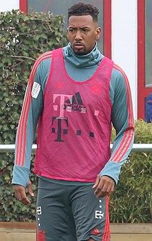 Boateng sherin jerome Bayern star
