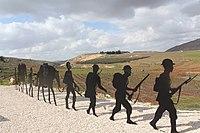 Jewish Legion in World War I Memorial IMG 3141.JPG