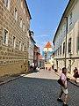 Jiřská, Pražský Hrad, Hradčany, Praha, Hlavní Město Praha, Česká Republika (48792037697).jpg
