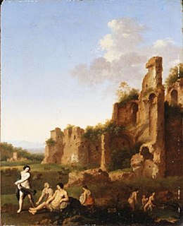 Johannes van Haensbergen Dutch painter and engraver