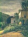 Joaquim José da França Júnior, Paisagem (Casa no Campo), ca. 1890.jpg
