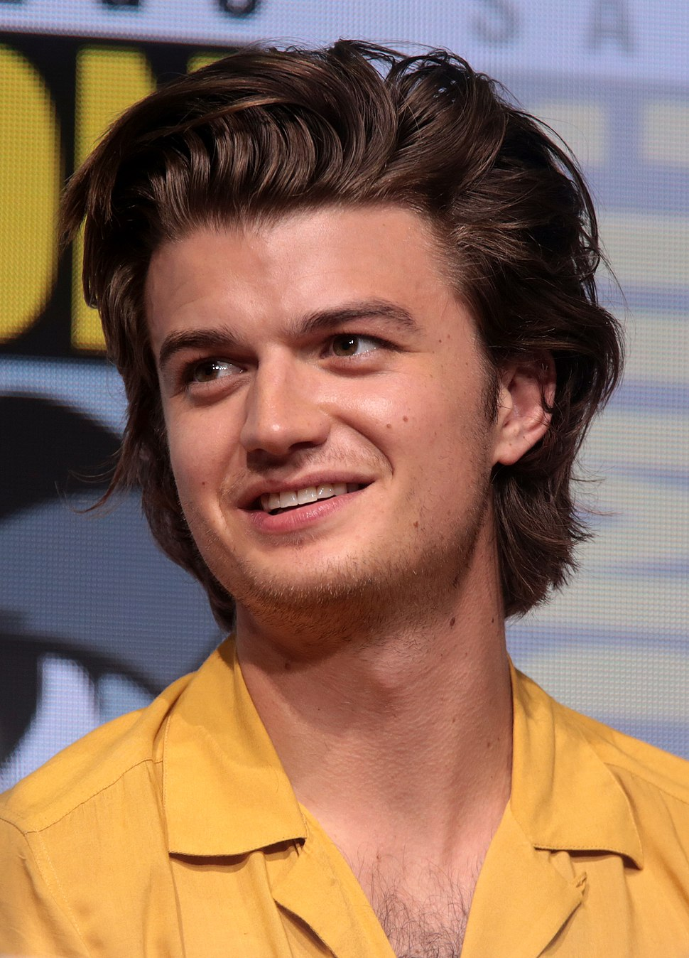 Joe Keery by Gage Skidmore