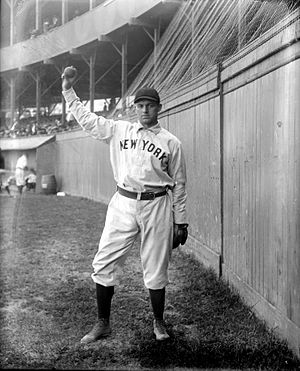 Joe McGinnity - McGinnity with the New York Giants in 1904