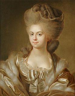 Duchess Frederica of Württemberg Princess of Holstein-Gottorp