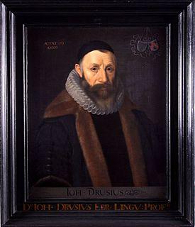 Johannes van den Driesche Flemish Protestant clergyman and scholar