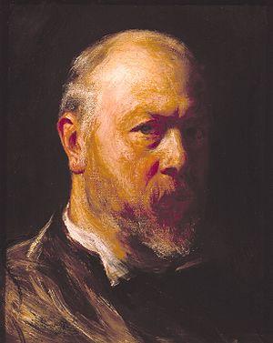 John Pettie - Self-portrait from 1882