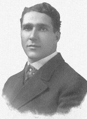 John McLean (athlete) - McLean at Missouri, c. 1907