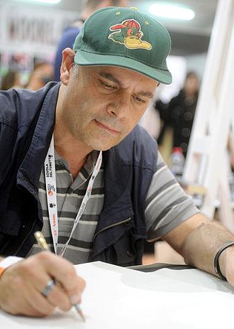 John Kovalic - Kovalic at Lucca Comics & Games in 2014