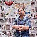 John Scalzi 2018 Phoenix Comic Fest Drinks with Creators.jpg
