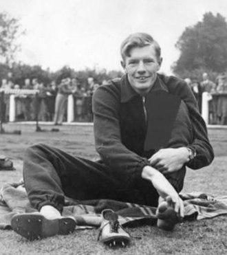 John Winter (athlete) - Image: John Winter (athlete)