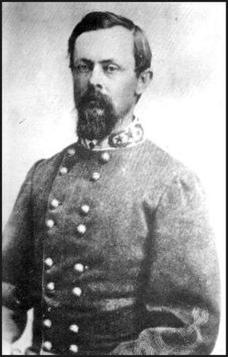 Johnson Hagood (governor) - Image: Johnson Hagood