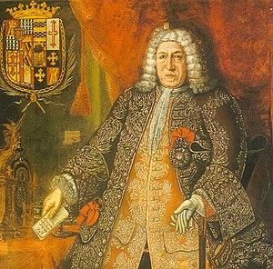 Villagarcía, Antonio José de Mendoza Caamaño y Sotomayor, Marqués de (1667-1746)
