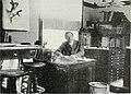 Joseph P. Baloun at work, 1912.jpg