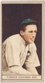 Joseph Tinker, Chicago Cubs, baseball card portrait LCCN2008677971.tif