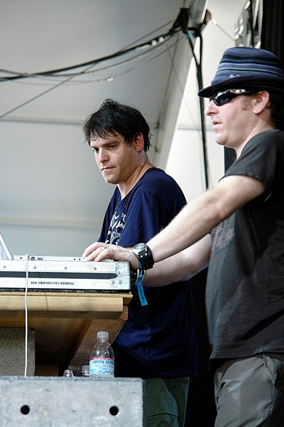 Picture of a band or musician: Gabriel & Dresden
