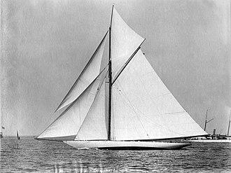 Vigilant (yacht) - Vigilant
