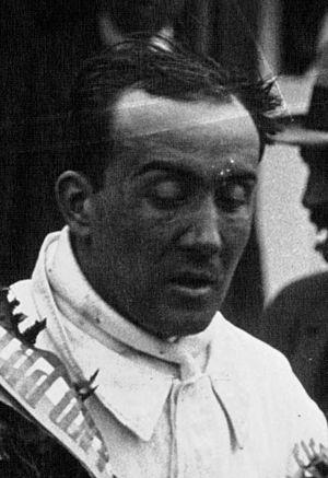 Juan Zanelli - Image: Juan Zanelli at the 1929 Bugatti Grand Prix (2) (cropped)