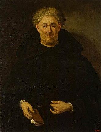 Juan de Pareja - Image: Juan de Pareja Portrait of a Monk WGA17015