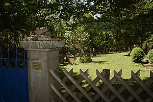 Jewish cemetery - Jewish cemetery Wankheim/Tübingen, Germany