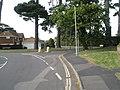Junction of Mengham Lane and Goldring Close - geograph.org.uk - 1302933.jpg