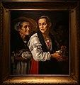 Justus sustermans, ritratto di contadini medicei, domenica delle cascine, la cecca di pratolino e pietro moro, 91,3x82,5 cm.jpg