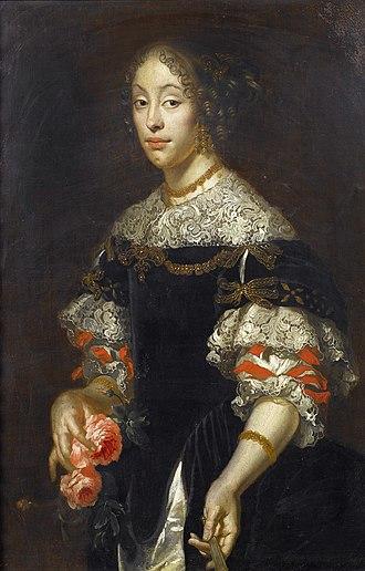 Justus van Egmont - Portrait of a lady