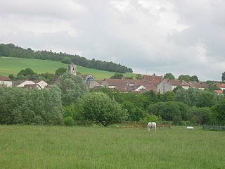 Juvancourt Commune in Grand Est, France
