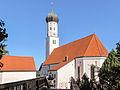 Königsdorf, die Sankt Laurentius Kirche foto3 2012-08-17 10.01.jpg