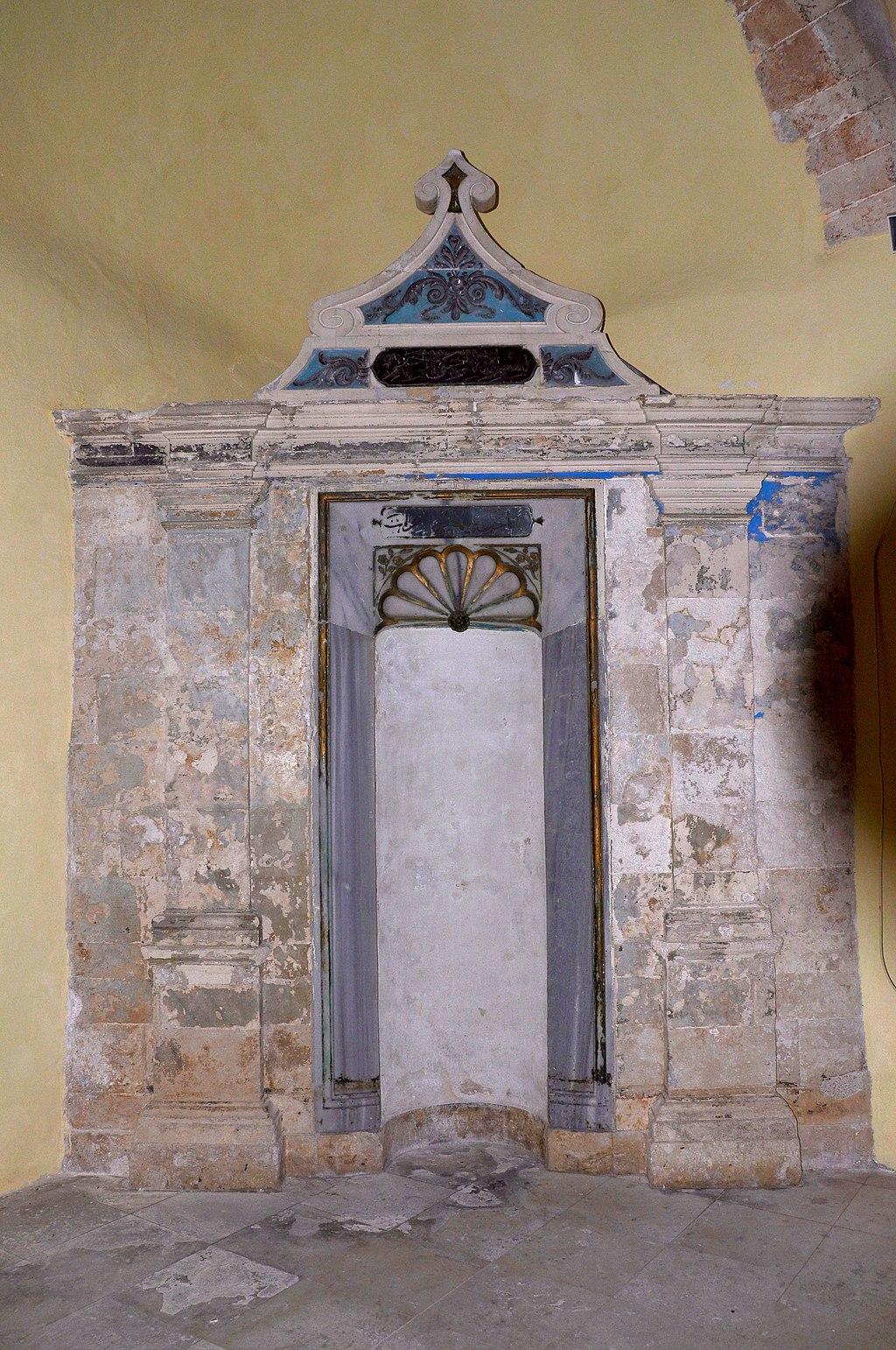 Küçük Hasan Pasha Mosque in Chania, Crete 004